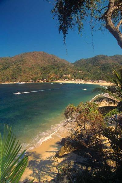The Beach at Yelapa Mexico Fine Art Photo