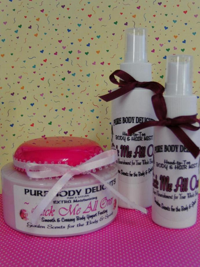 Lucky Girl Boutique--SPECIAL--Pure Body Delights--