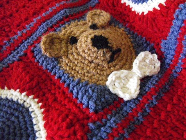 UN-BEAR-ABLY ADORABLE PATRIOTIC HONEY JO TEDDY BEA