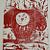 Little Red Owl - Lino Print