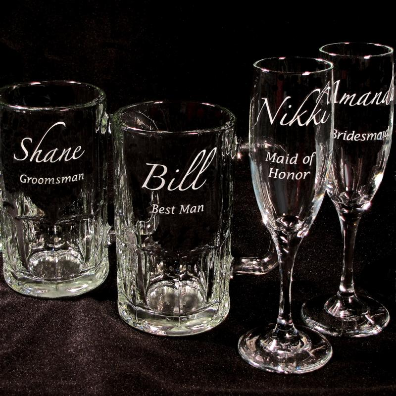 4 wedding party gifts personalized beer by bradgoodell on zibbet junglespirit Choice Image