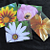 Fancy Flowers Note Card Set