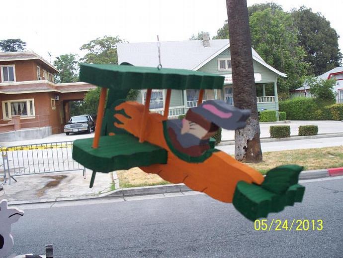 The Flying Rabbit