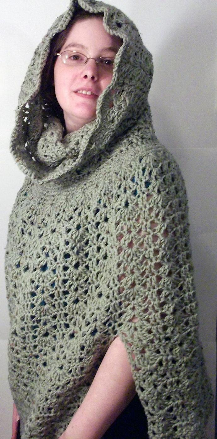 PDF Crochet Pattern Unique Crochet Cowl by 2crochethooks on Zibbet