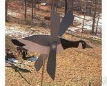 Whirligig, Wind Spinner  Handcrafted Canada Goose