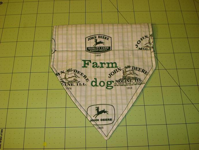 Dog Bandanna  - Farm Dog