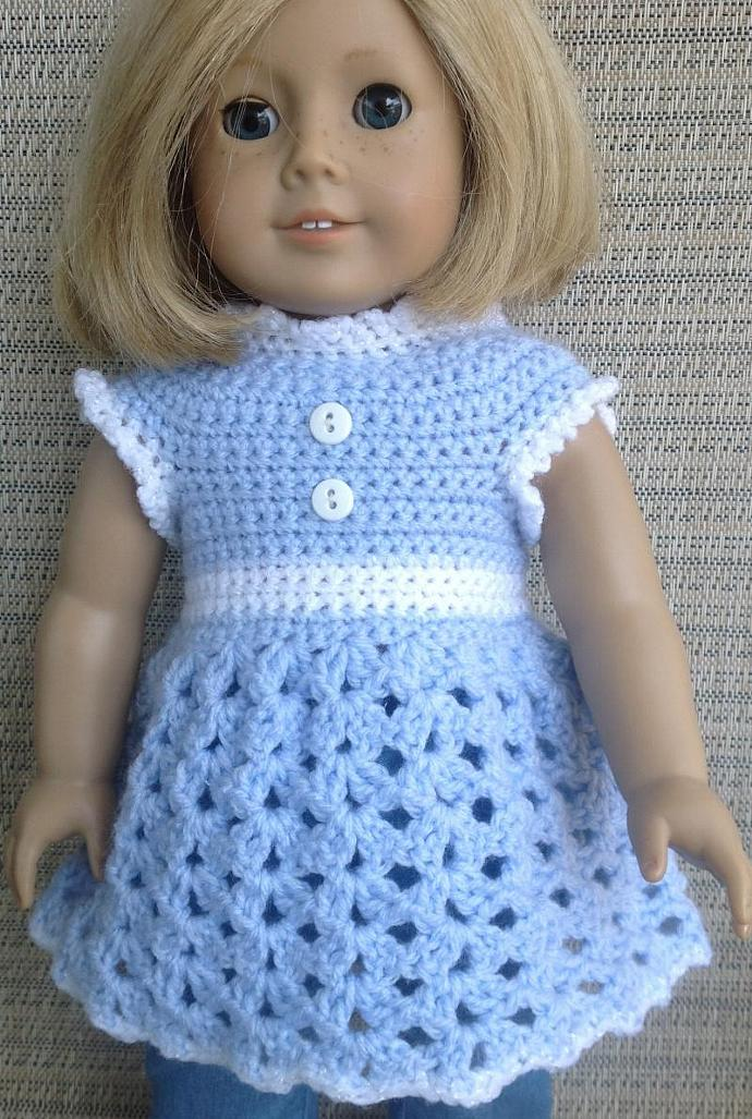 American Girl Doll Short Sleeve Top