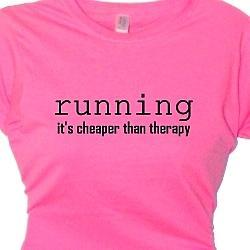 bb74be6037b Running It s Cheaper Than Therapy Fitness by flirtydivatees on