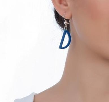 Geometry Earrings,Back to School Jewelry,Geek Jewelry,Lasercut Acrylic