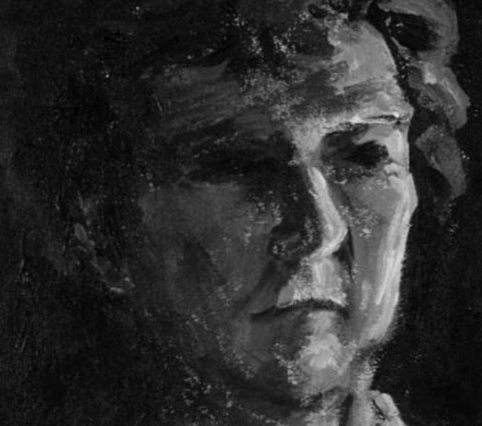70 Begins, An Original Portrait of a Woman