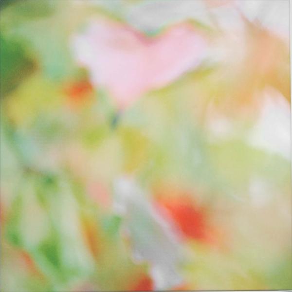 Romantic Love Heart 50x50cm Ready to Hang Canvas