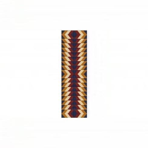 Loom Bead Pattern - Kaibab Cuff Bracelet