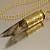 "Bullet Necklace ""Mystic"""