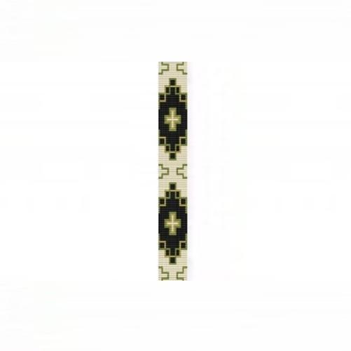Loom Bead Pattern - NA Celtic #2 Thin Bracelet