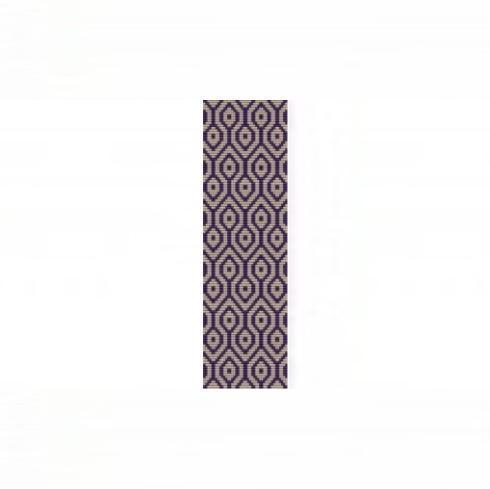 Loom Bead Pattern for Tessellation #2 Cuff Bracelet