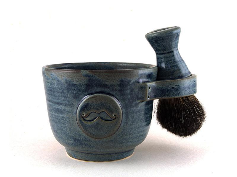 Shave Mug And Brush Kits