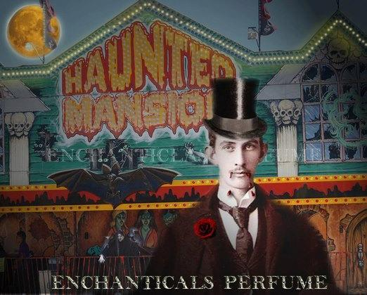 The Haunted Mansion Gothic perfume oil from the KrAzY KaRnIvAl collection 1/8 fl