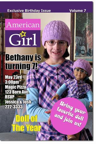 American girl doll birthday party by uprintinvitations on zibbet american girl doll birthday party invitations download jpg immediately filmwisefo
