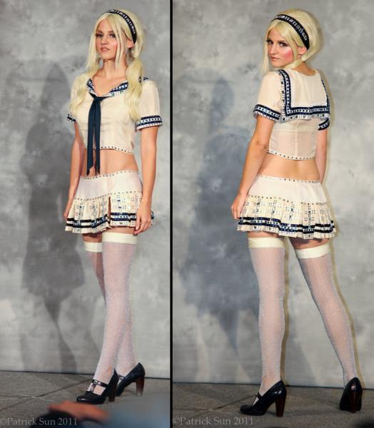 As Is Babydoll Sucker Punch Off White By Orzabalskitchen
