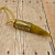 Bullet Necklace - Cedar