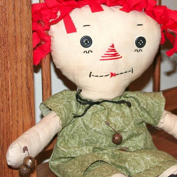 Raggedy Envy Annie
