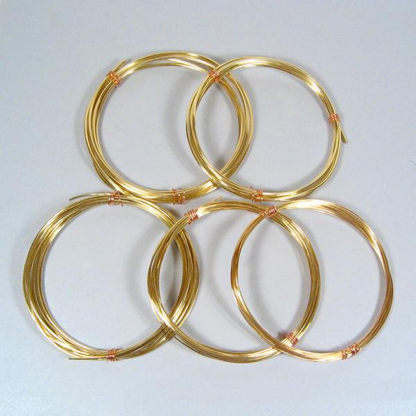 14/16/18/20/22 Ga Red Brass - Small Bundle
