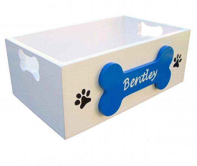 Bon Personalized Dog Toy Box