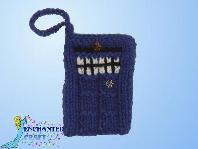 Fantastic Doctor Who TARDIS mini bag