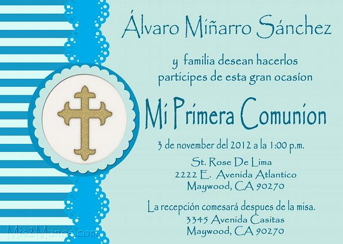 baptism invitation christening invitation with by mis2manos on zibbet