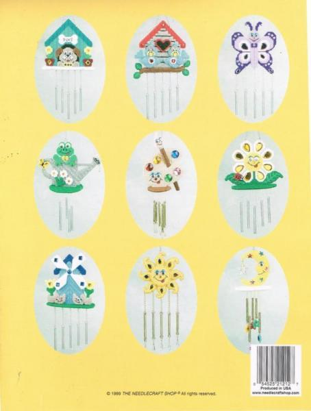 Windchime Plastic Canvas Pattern Book
