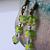 Millefiori Flowers Earrings