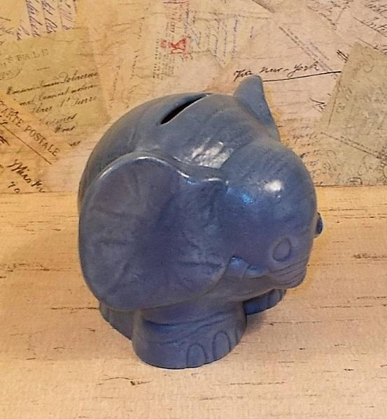 Elephant Piggy Bank  -  Ready to Ship