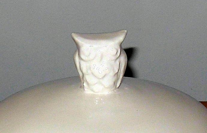 Ceramic Owl Candy Dish / Owl Jewelry Box / Owl Jewelry Holder / Trinket Holder