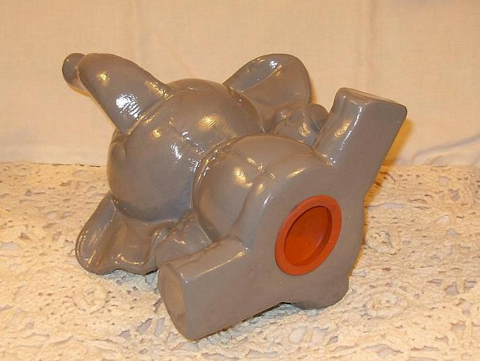 Large Ceramic Elephant Piggy Bank