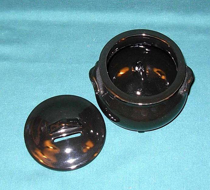 Ceramic Pot of Gold Piggy Bank or Planter