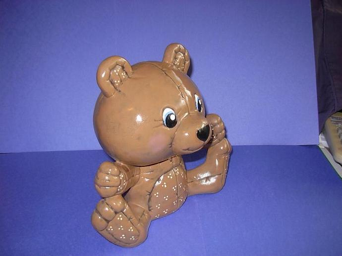Soft Sculpture Teddy Bear