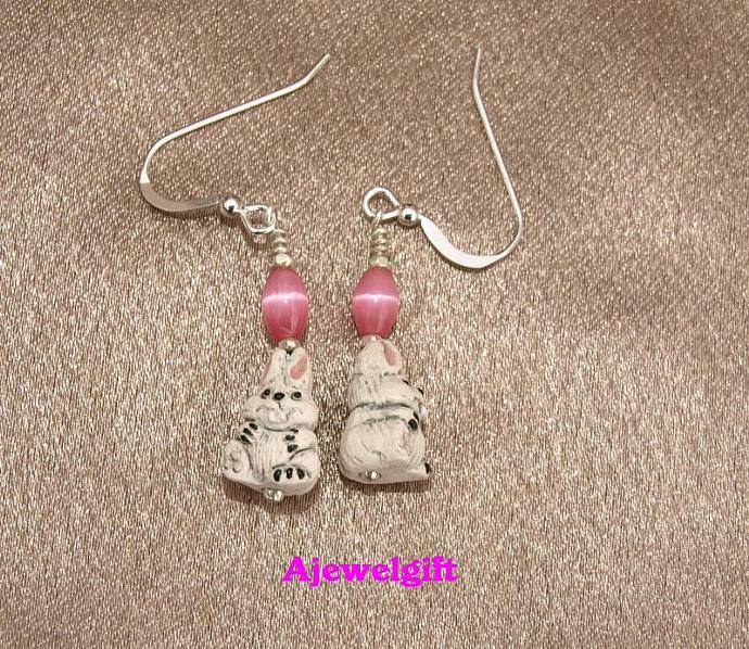 Bunny Earrings  10-030