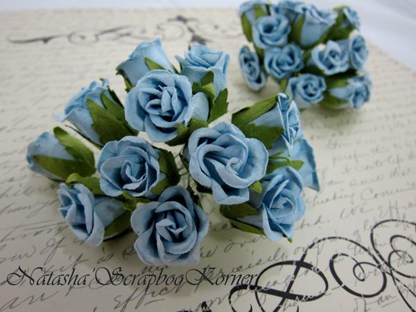12pcs Prima Classic Roses Rose Buds