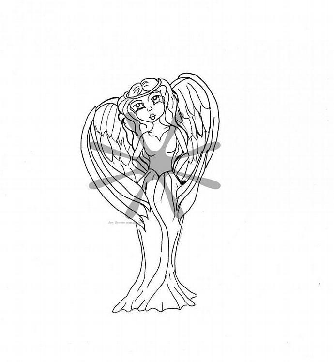 Talula Angel Girl