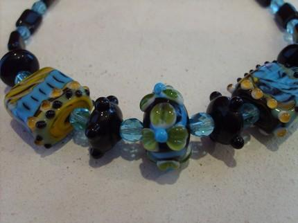 Caribbean Hues Two Necklace