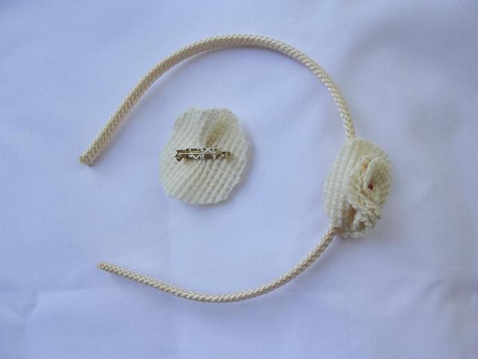 Thermals Headband and Pin Set