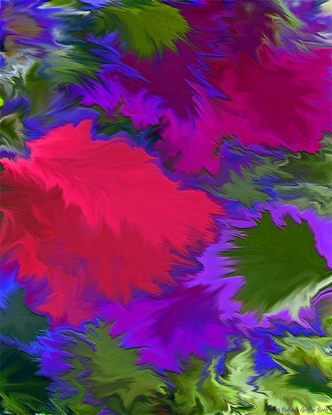 Tropicana- digital painting