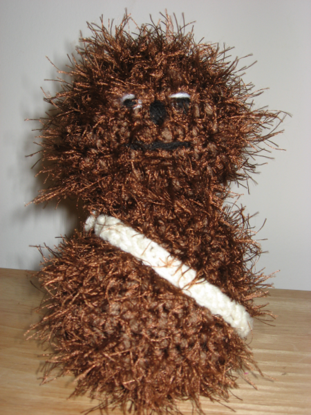 Amigurumi Chewbacca