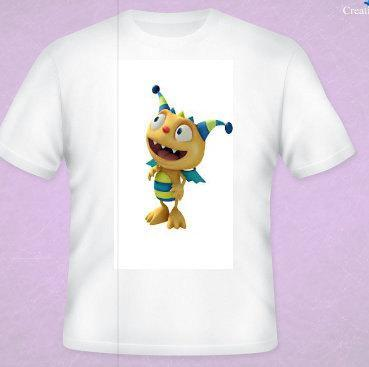 Henry HuggleMonster Tee Shirt All Sizes Free name included