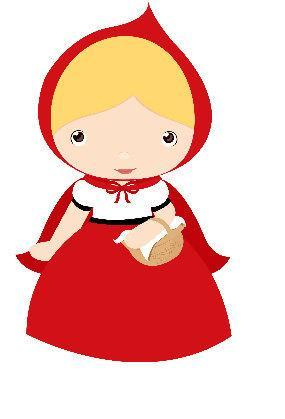 Little Red Riding Hood Inspired Tee All Sizes Free Name Included Free name