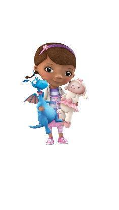 Doc Mcstuffins All Sizes Free Name Included