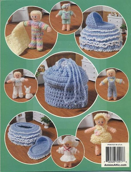 Annies Attic Crochet Pattern Book For Anthropologize