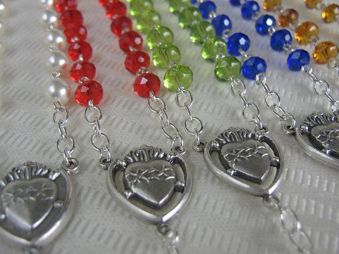 Protestant rosary November birthstone