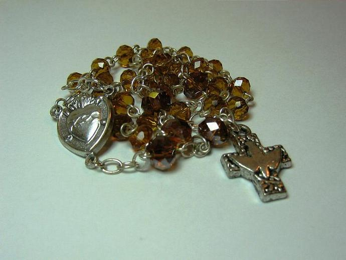 Protestant rosary November birthstone