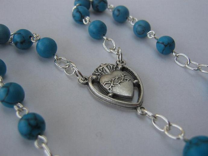 Protestant rosary December birthstone